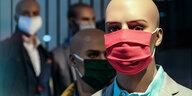 Debatte über Maskenpflicht: Akt der Rücksichtnahme