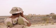 Krieg in Libyen: Die Wüste bebt