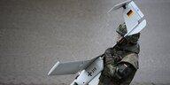 Ferngesteuerte Waffen für die Bundeswehr: Empfehlung: Kampfdrohnen