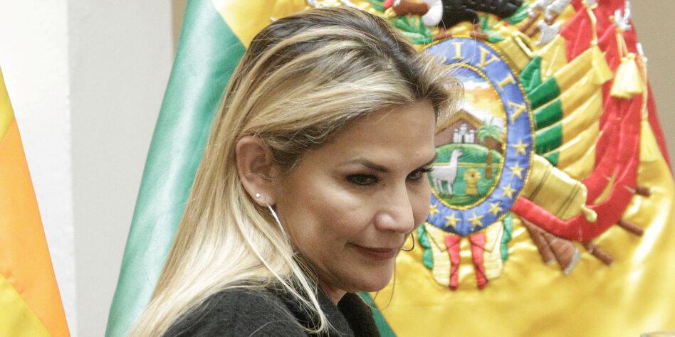 Coronavirus in Lateinamerika: Auch Áñez in Bolivien infiziert