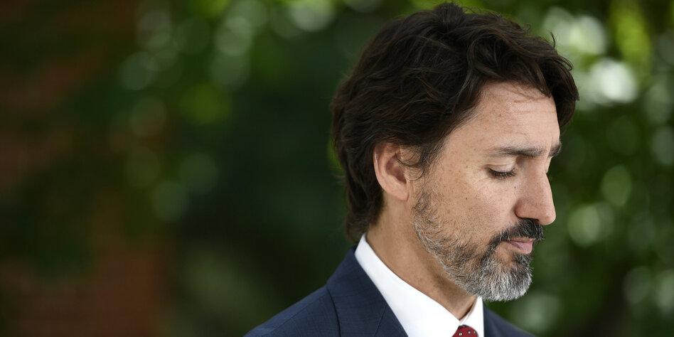 Ermittlungen gegen Kanadas Premier: Trudeau, der Familienmensch