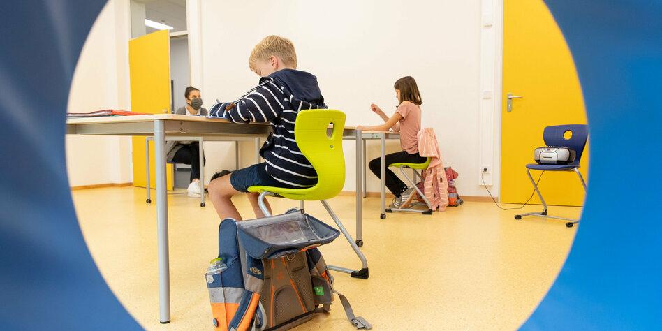 Virus-Infektionsrisiko für Kinder: Schulen keine Corona-Hotspots