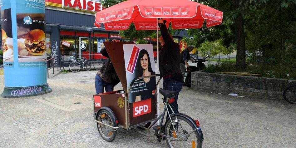 """SPD-Abgeordnete steigt aus: """"Wir müssen uns wieder Ziele setzen"""""""