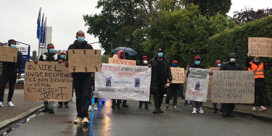 Tod von Amadou Diabate: Die Umstände eines Mordes