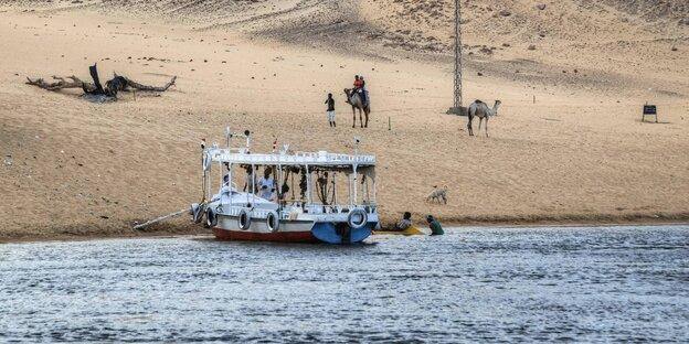 ägypten 2021 Gefährlich