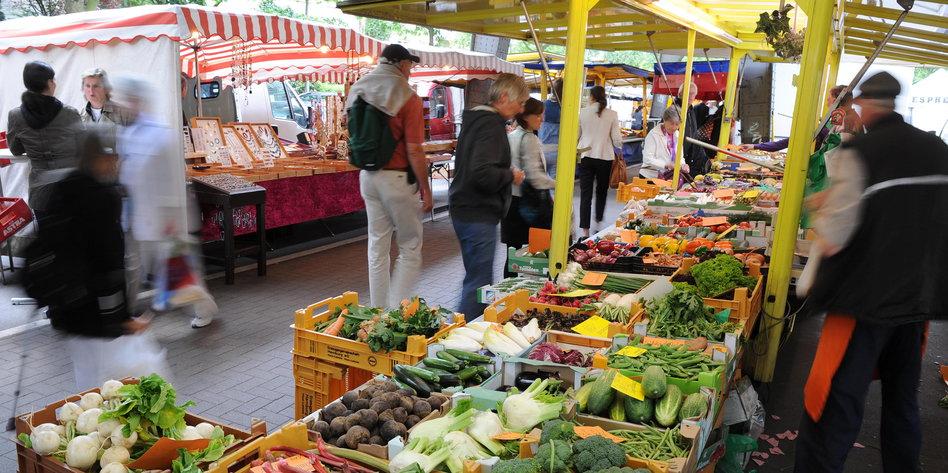 Debatte Wirtschaftsordnung Den Markt Gibt Es Nicht Tazde