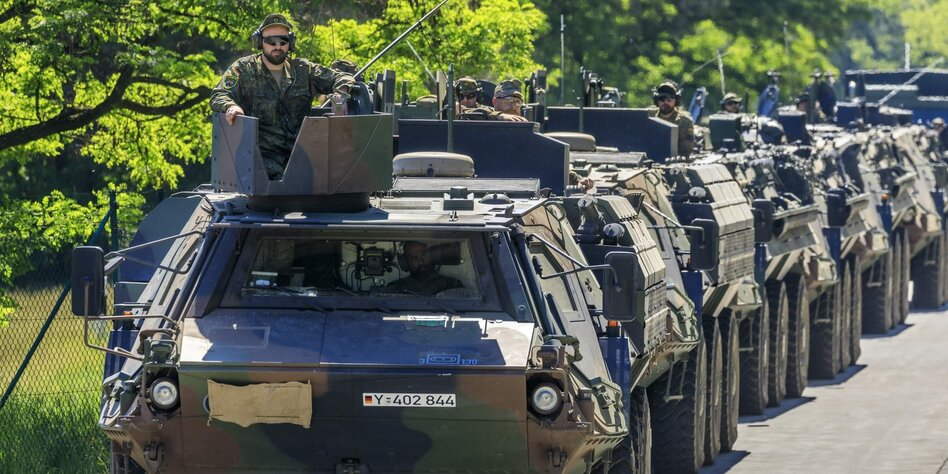 Verteidigungsausgaben in der Nato: Das Zehn-Prozent-Ziel
