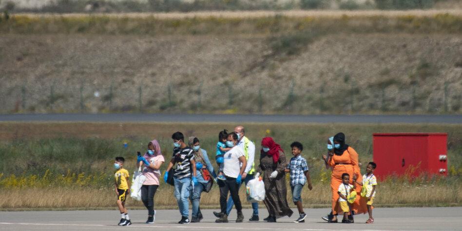 Neue Zahlen zu Flüchtlingen: 2020 deutlich weniger Abschiebungen