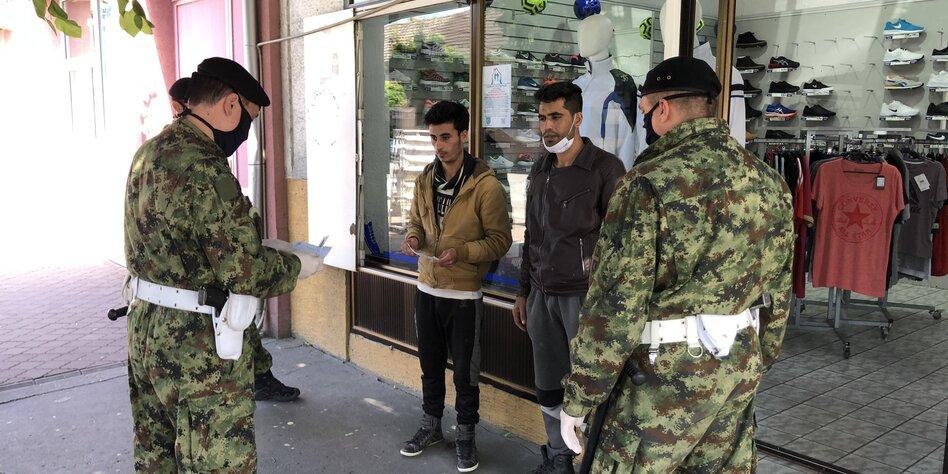 Steckengeblieben auf der Balkanroute: Das Tor nach Westeuropa