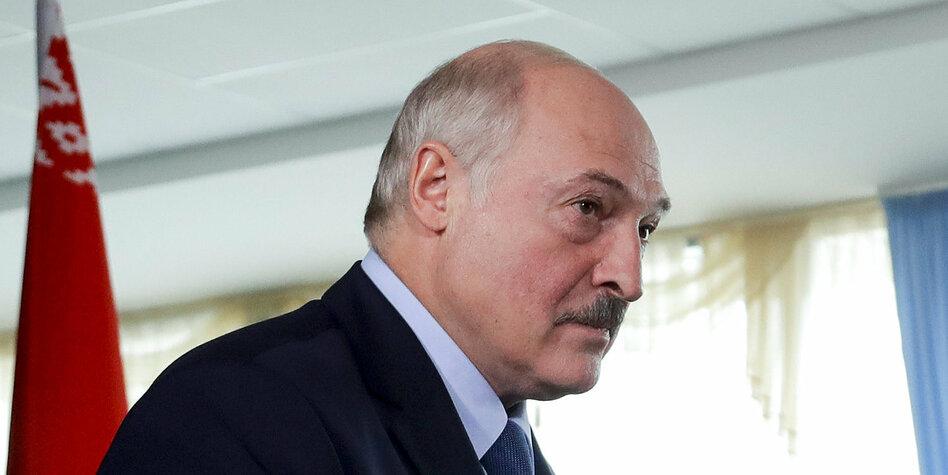 Wiederwahl von Lukaschenko in Belarus: Wahlsieg in Absurdistan
