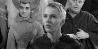 "Jean Seberg in Otto Premingers Film ""Saint Joan"" (1956)"