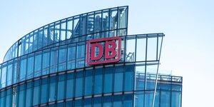 DB Tower am Potsdamer Platz