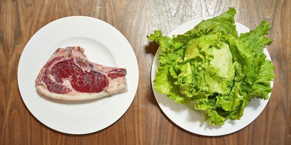 Veganismus cover image