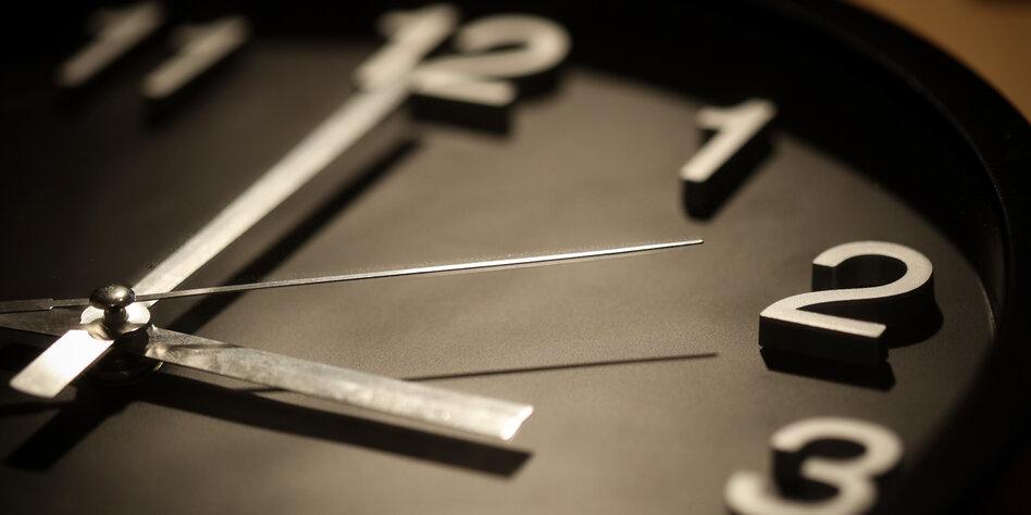 Der Zeit enthoben
