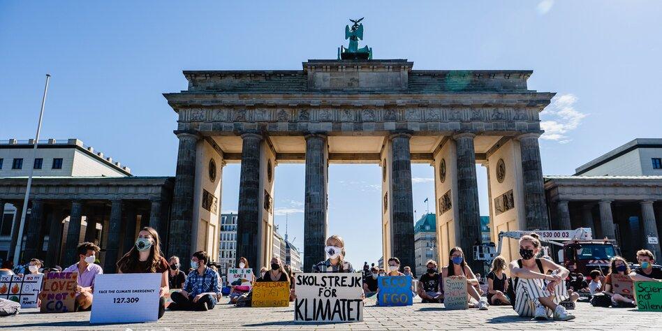 Klimastreik Am Freitag Hochs Und Tiefs Fur Das Klima Taz De