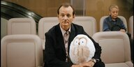 Bill Murray im Film Lost in Translation.