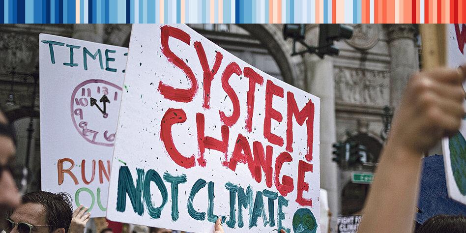 Klimabewegung und Kapitalismuskritik: Ein neues System, aber wie?