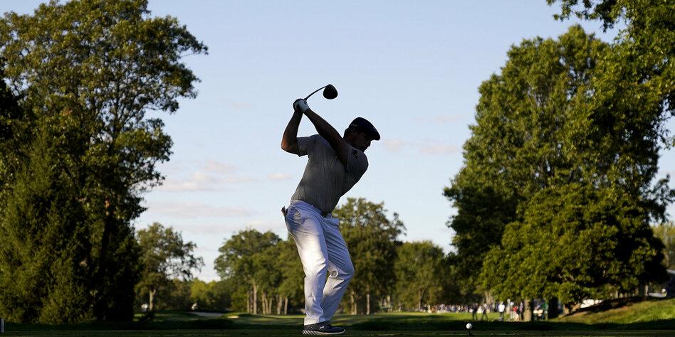Athletik im Golfsport: Kraftprotz am Abschlag