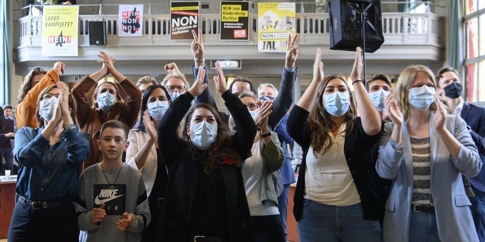 Schweizer Volksabstimmung: Klares Ja für Zuwanderung