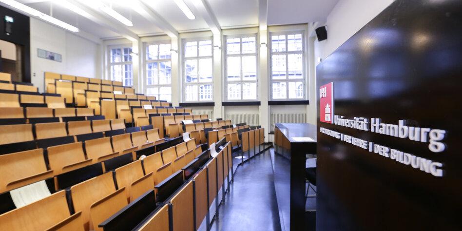 Wintersemester in Hamburg: Sehnsucht nach dem Campus