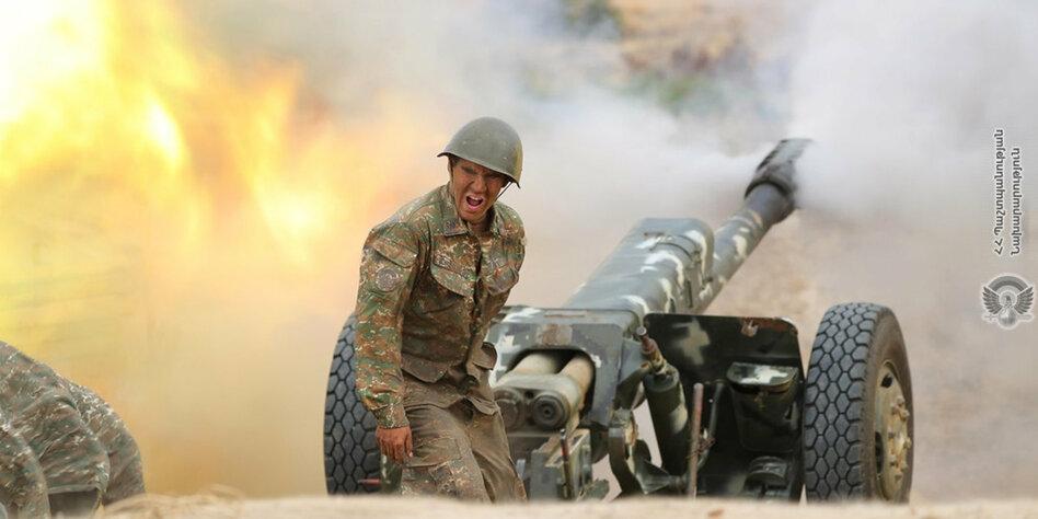 UN-Sicherheitsrat tagt zum Südkaukasus: Sofortiger Kampfstopp gefordert
