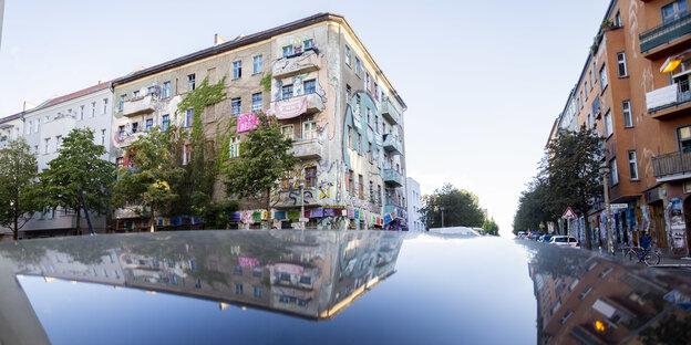 Das Haus in der Liebigstraße 34
