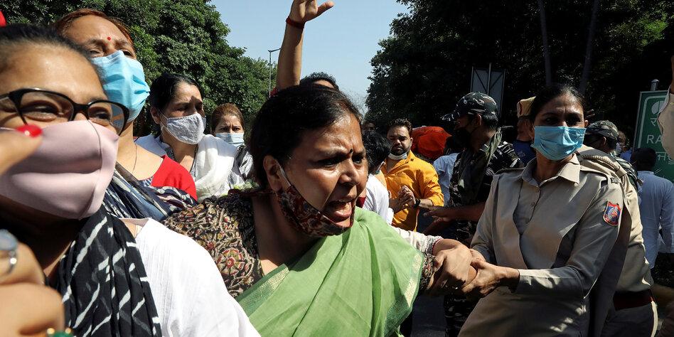 Proteste nach Vergewaltigungen in Indien: Patriarchale Gesellschaft
