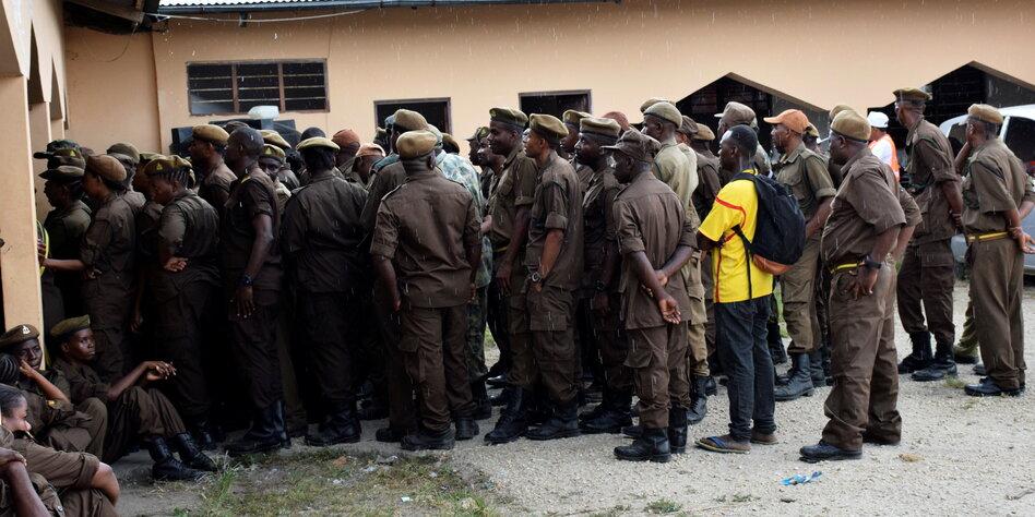 Tote und Festnahmen auf Sansibar