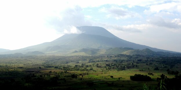 Der Virunga-Nationalpark