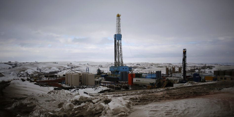 Gesetz zu umstrittener Gasförderung: Firma will schneller fracken