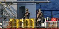 Waffenlieferungen für Libyen: Warum das Embargo nur ein Witz ist