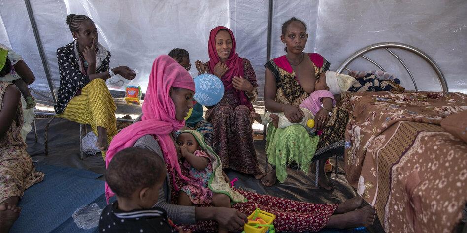 Krieg in Äthiopien: Tigrays Hauptstadt eingenommen