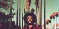 Kamasi Washington unter den Palmen in Venice Beach