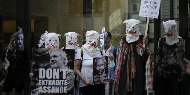 Assange Prozess