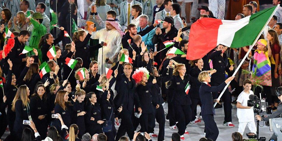 Fußball Olympiamannschaft 2021