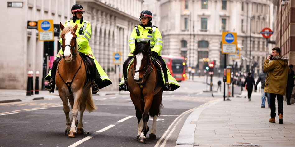 Corona In Grossbritannien Major Incident In London Taz De