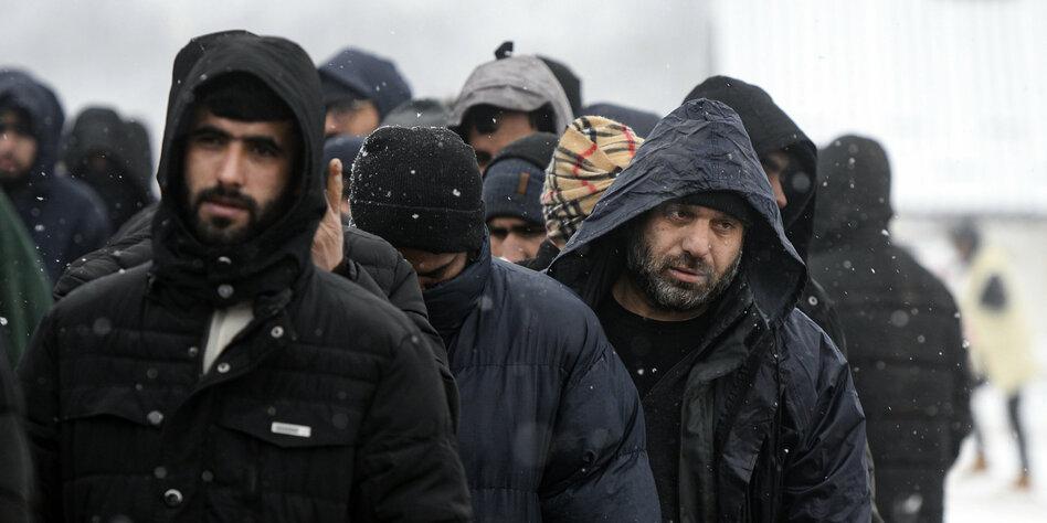 Flucht und Asyl - cover