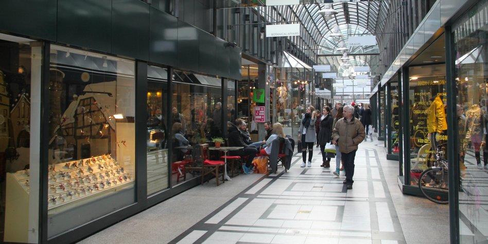 Alternatives einkaufszentrum mall ganz anders for Einkaufszentrum stuttgart