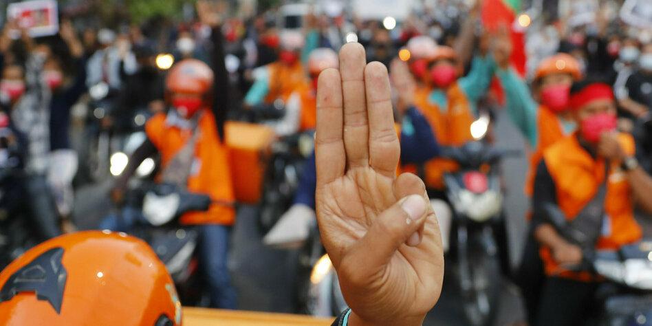 Jugend handzeichen bedeutung Handzeichen bedeutung