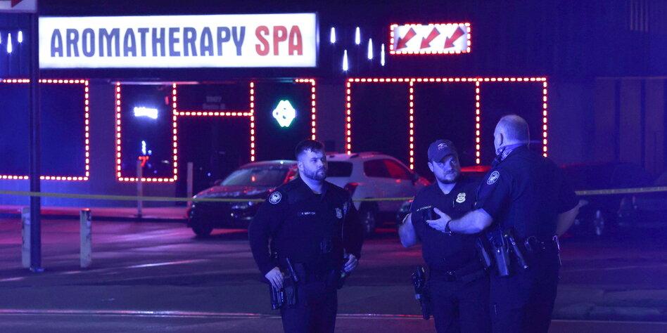 Atlanta Polizei