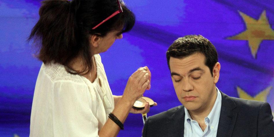 Brief Nach Griechenland Adressieren : Eu und griechenland krise tsipras brief stößt auf skepsis