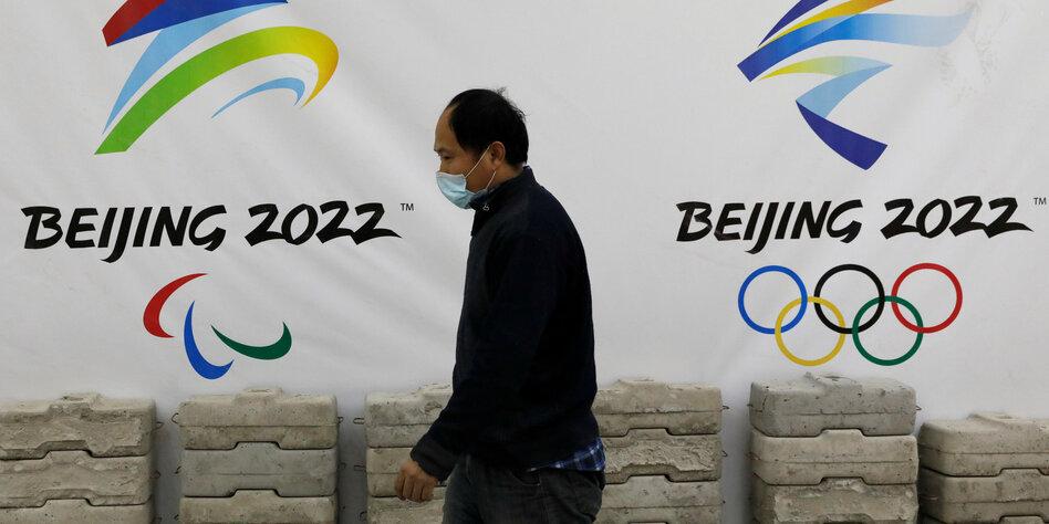 USA drohen mit Olympia-Boykott: Über Menschenrechte sprechen