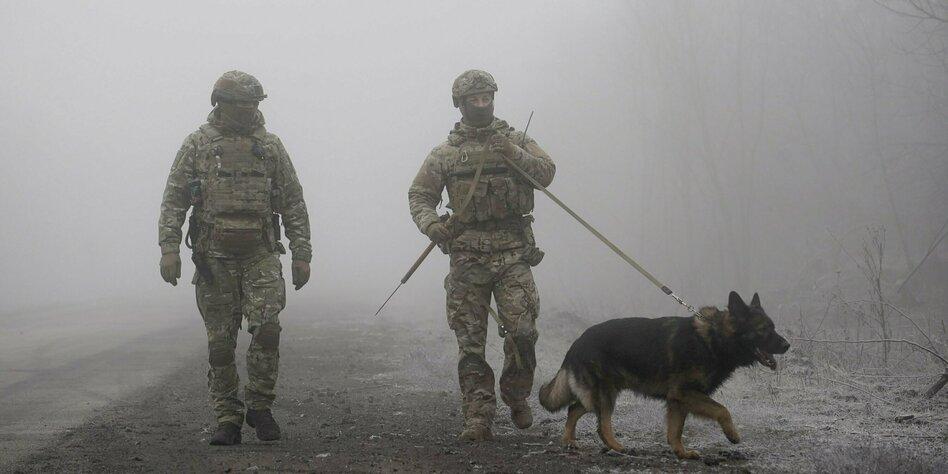 Konflikt-in-der-Ostukraine-Ein-bisschen-weniger-Frieden