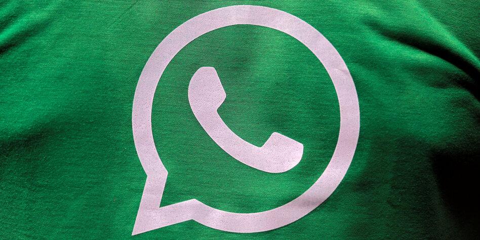 Datenschutz versus Extremismus: Whatsapp soll überwacht werden