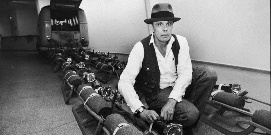 100. Geburtstag von Joseph Beuys: Raus aus dem Kino, rein ins Museum