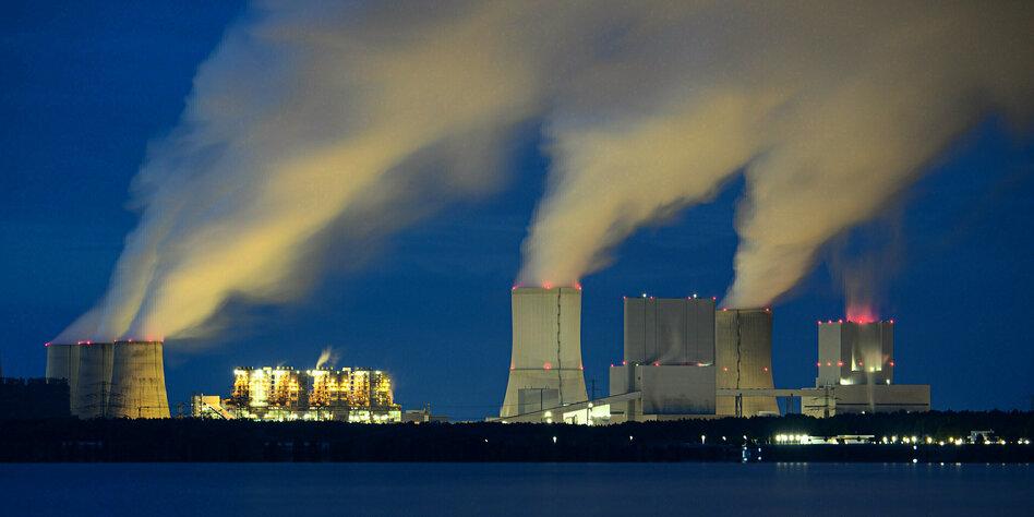 Neues Klimaschutzgesetz im Kabinett: Groko plant für die Zwanziger