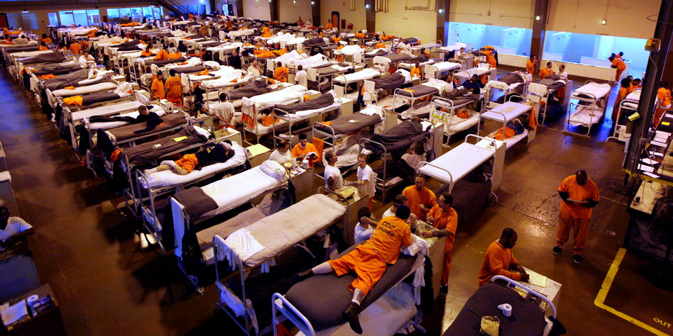 Gefängnisse Usa