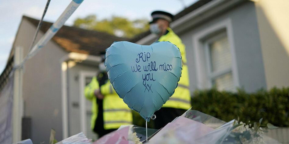 Tödlicher Angriff auf britischen Parlamentarier: Als Terrorakt eingestuft