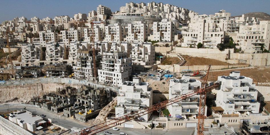 Irischer Senat stimmt für Importverbot aus israelischen Siedlungen