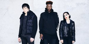 Die Band Atari Teenage Riot